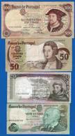 Portugal  7  Billets - Portugal
