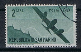 San Marino Y/T 45 (0) - Poste Aérienne
