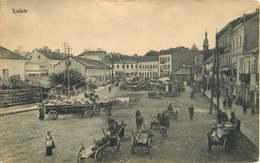 Poland. Radom. Jewish Market. Bazaar - Pologne