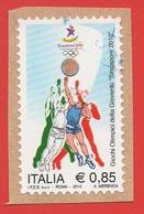 2010 - (3152) XXI Giochi Olimpici Della Gioventù (leggi Messaggio Del Venditore) - 2001-10: Usati