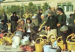 CYPRUS Market Scene - Chypre