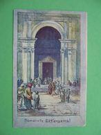 Russia 1916 Help Refugees. Charity Russian Postcard. RARE Edition Of The Grand Duchess Tatiana Nikolaevna. Russia - Russia