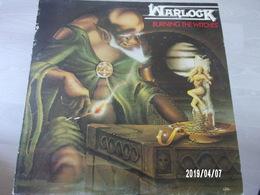 WARLOCK - BURNING THE WITCHES - 1984 - Hard Rock & Metal
