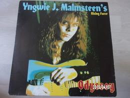 YNGWIE J. MALMSTEEN'S RISING FORCE - ODYSSEY - 1988 - Hard Rock & Metal