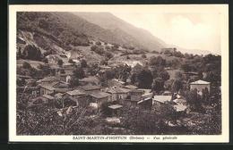 CPA Saint-Martin-d`Hostun, Vue Generale - Sin Clasificación