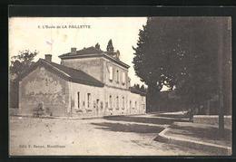 CPA La Paillette, L`Ecole - Unclassified