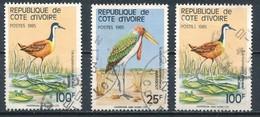 °°° COTE D'IVOIRE - Y&T N°720A/B - 1985 °°° - Costa D'Avorio (1960-...)