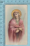 NB 91 - Jesus Devant Ponce Pilate  - Holy Card, Image Pieuse Sainte, Santini - Images Religieuses