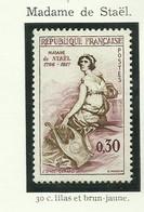 FRANCE - 1960 - MADAME DE STAËL -  YT N° 1269 - TIMBRE NEUF** - Frankreich