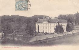 CPA 38 @ SAINT BONNET DE CHAVAGNE En 1904 - Château De L'Arthaudière - Autres Communes