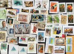 100 Gramme AUSTRALIE  VRAC  Plusieurs Timbre De $1 Et Plus Inclus - BAS PRIX - Lots & Kiloware (mixtures) - Max. 999 Stamps