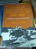 MALAYSIA Malaya Sultan Johore Royal Johor King Muar & Maharani 1884 1920 Book Sultan Abu Bakar Sir Ibrahim - Old Books