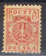 (M 41) POLAND // YVERT 162 // 1919 - 1919-1939 Republic