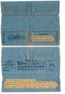 CAMBODGE  PREYVENG TELEGRAMME Cachet à Date  1941 ?   Vers Hopital De PHNOM PENH AV 2019  Alb 42 - Postmark Collection (Covers)