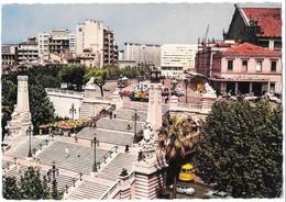 13 Marseille La Gare Saint Charles (2 Scans) - Station Area, Belle De Mai, Plombières