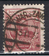 (M 64) POLAND // YVERT  350 // 1930 - 1919-1939 Republic