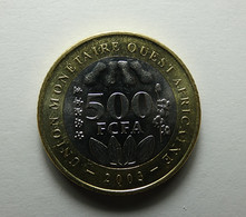 West African States 500 Francs 2003 - Monnaies