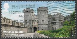 GB 2017 Windsor Castle 1st Type 3 Good/fine Used [34/29323/ND] - 1952-.... (Elizabeth II)