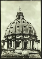 Le Vatican  -  Basilique Saint Pierre  -  La Coupole  -  Ansichtskarte Ca.1954    (10469) - Vatikanstadt