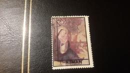1972 Christmas - Ajman