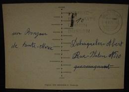 Taxe. 40. Sur CP Du Port D'Ostende.1975 - Taxes