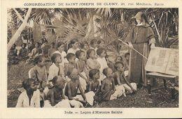 Missions, Congrégation De Saint-Joseph De Cluny - Inde: Leçon D'Histoire Sainte - Missionen