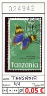 Tansania - Tanzania - Michel 44 - Oo Oblit. Used Gebruikt - Gem. Scan - As Per Scan - Tansania (1964-...)