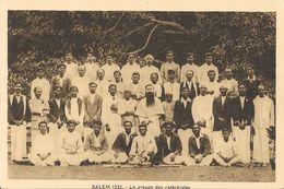 Missions - Inde, Indes: Salem 1932, Le Groupe De Catéchistes - Edition A. Dubosq - Missionen