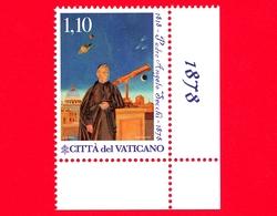 Nuovo - MNH - VATICANO - 2018 - Scienza E Fede - Angelo Secchi, Padre Gesuita, Astronomo E Geodeta - 1.10 - Vatican