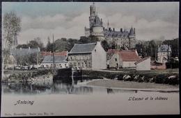 BELGIQUE BELGIE Cap Postcard - ANTOING - NELS Série 105 N. 16 - Antoing