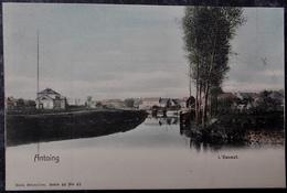 BELGIQUE BELGIE Cap Postcard - ANTOING - NELS Série 48 N. 61 - Antoing