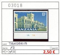 Tansania - Tanzania - Ostafrikanische Gemeinschaft - Michel 17 - ** Mnh Neuf Postfris - Tansania (1964-...)