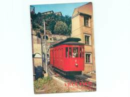 Vieux Lyon -  Tramway - De Saint Jean à Fourviere En Ficelle - Funiculaire A Cable   U 2061 - Lyon