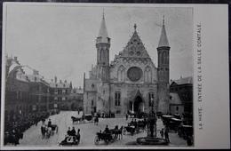 HOLLAND NEDERLAND NETHERLANDS - Den Haag - La Haye - 1907 PEACE CONFERENCE - Postcard #1/11 - Den Haag ('s-Gravenhage)