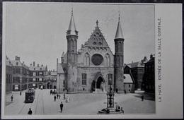 HOLLAND NEDERLAND NETHERLANDS - Den Haag - La Haye - 1907 PEACE CONFERENCE - Postcard #2/11 - Den Haag ('s-Gravenhage)