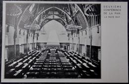 HOLLAND NEDERLAND NETHERLANDS - Den Haag - La Haye - 1907 PEACE CONFERENCE - Postcard #4/11 - Den Haag ('s-Gravenhage)