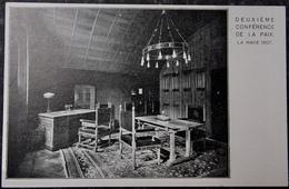 HOLLAND NEDERLAND NETHERLANDS - Den Haag - La Haye - 1907 PEACE CONFERENCE - Postcard #6/11 - Den Haag ('s-Gravenhage)