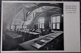 HOLLAND NEDERLAND NETHERLANDS - Den Haag - La Haye - 1907 PEACE CONFERENCE - Postcard #8/11 - Den Haag ('s-Gravenhage)