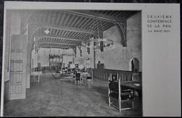 HOLLAND NEDERLAND NETHERLANDS - Den Haag - La Haye - 1907 PEACE CONFERENCE - Postcard #10/11 - Den Haag ('s-Gravenhage)