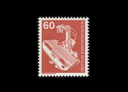 Berlin 1978, Michel-Nr. 582, Freimarken: Industrie Und Technik, 60 Pf., Postfrisch - Ungebraucht