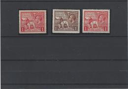 Gran Bretagna ,nuovi Con Linguella ,buona Qualita - 1902-1951 (Re)