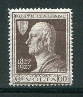 ITALIE- Y&T N°198- Neuf Avec Charnière * - Nuovi