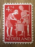 Nederland Pay Bas Olanda Netherlands 1962, Kinder Bedankkaart - Periode 1949-1980 (Juliana)