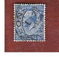 GRAN BRETAGNA (UNITED KINGDOM) -  SG 422  - 1912 KING GEORGE V 2 1/2   - USED° - Usati