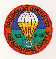 GROUPEMENT D'INITIATION PARCHUTISME SPORTIF  VAL D'OISE - Parachutting
