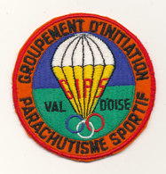 GROUPEMENT D'INITIATION PARCHUTISME SPORTIF  VAL D'OISE - Paracaidismo