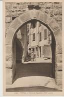 C.P.A. -   VENCE - PORTE DE SIGNADOUR - ANIMÉE - 2146 - LA CIGOGNE - Vence