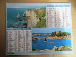 Almanach Du Facteur 2019 / Calendrier La Poste /  Paysage - Grand Format : 2001-...