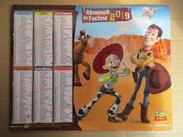 Almanach Du Facteur 2019 / Calendrier La Poste /  Disney Pixar / Toy Story - Grand Format : 2001-...