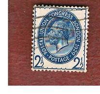 GRAN BRETAGNA (UNITED KINGDOM) -  SG 437  - 1929 9^ UPU CONGRESS  2 1/2    - USED° - Usati